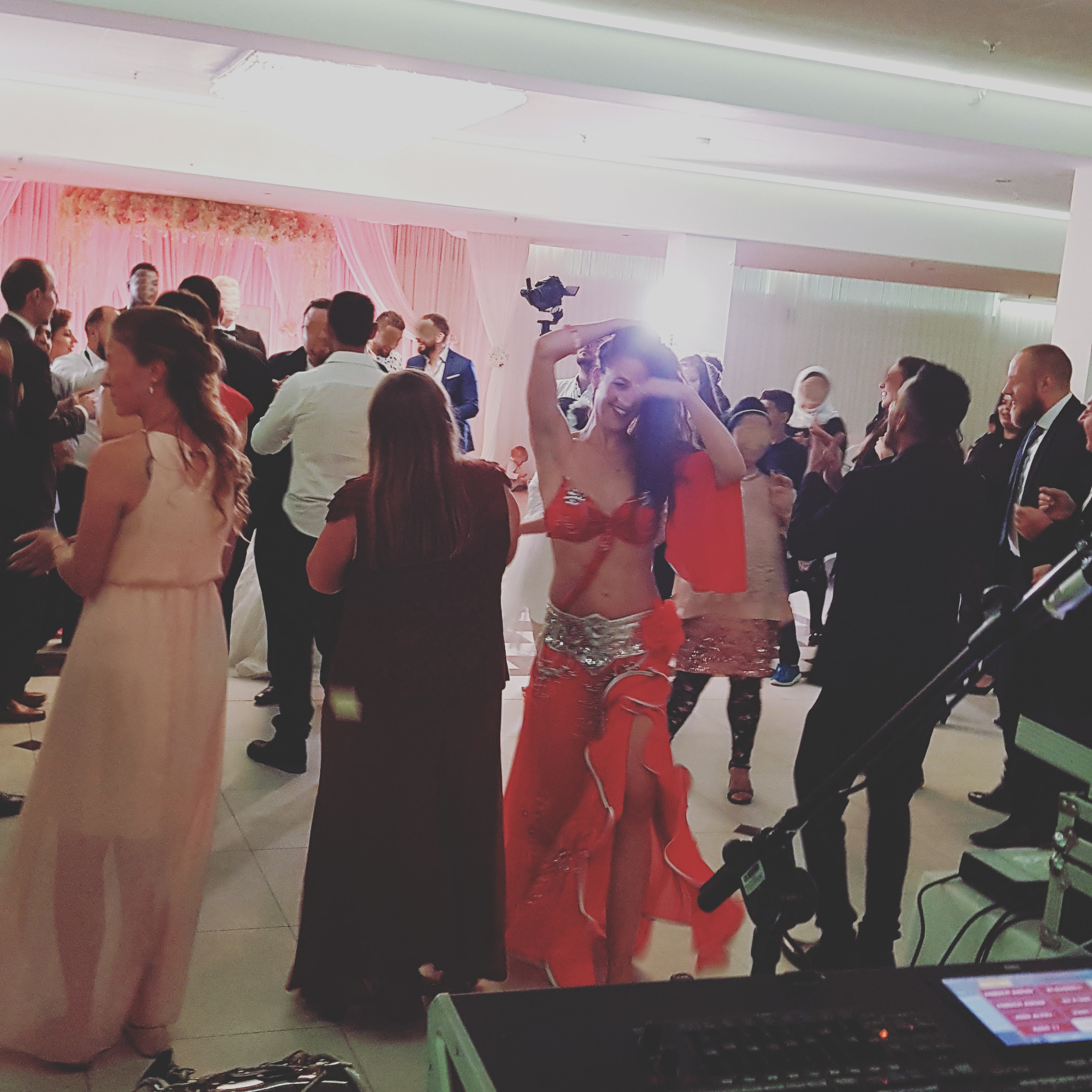 Bauchtanz Hochzeitsfeier