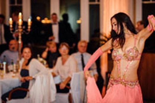 Bauchtanz Hochzeit