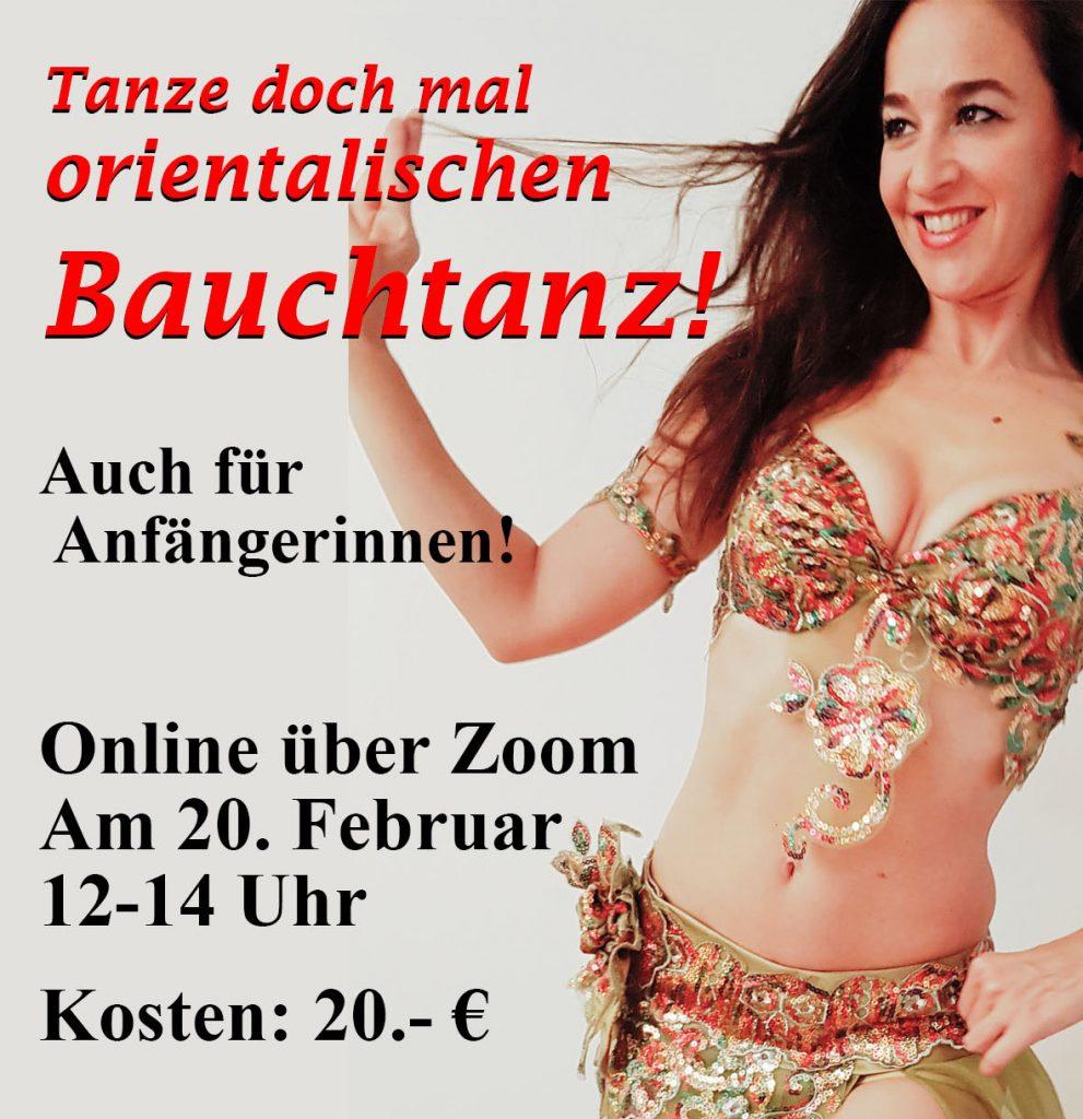 Bauchtanz Workshop
